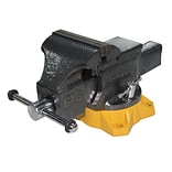 Olympia Tools Steel MechanicS Bench Vise, 5 (38-615)