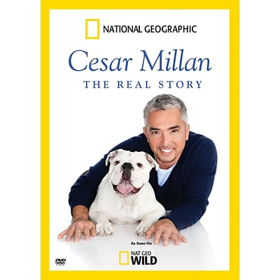 Vivendi Entertainment National Geographic Cesar Millan: The Real Story DVD