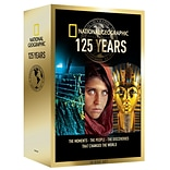 Vivendi Entertainment National Geographic 125 Years Collection DVD