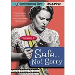 KINO LORBER Safe...Not Sorry Volume 3 DVD