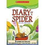 Scholastic Storybook Treasures: Diary of a Spider and More Cute Critter Stories DVD