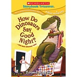 Scholastic How Do Dinosaurs Say Good Night?... and More Dinosaur Tales Relaunch DVD