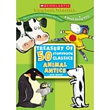 Scholastic Storybook Treasures: Treasury of 50 Storybook Classics - Animal Antics and More! DVD