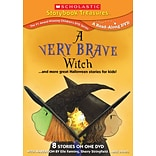 Scholastic A Very Brave Witch... and More Great Halloween Stories for Kids DVD