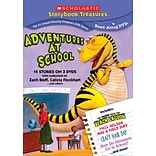 Scholastic Storybook Treasures: Adventures at School DVD