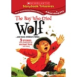 Scholastic Boy Who Cried Wolf... and Other Childrens Fables DVD