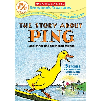 Scholastic The Story About Ping... and Other Fine Feathered Friends DVD