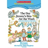 Scholastic The Day Jimmys Boa Ate the Wash... and More Amazing ... Relaunch DVD