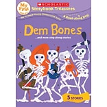 Scholastic Dem Bones...and More Sing-Along Stories DVD