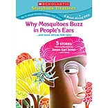 Scholastic Who Mosquitoes Buzz in Peoples Ears... and More African Folk Tales DVD