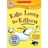 Scholastic Katie Loves the Kittens... and More Funny Stories DVD