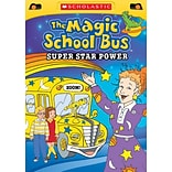 Scholastic The Magic School Bus: Super Star Power DVD
