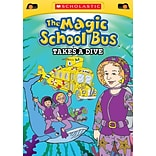 Scholastic The Magic School Bus: Takes A Dive DVD