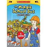 Scholastic The Magic School Bus Revving Up DVD