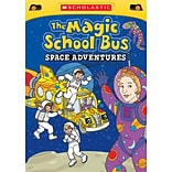 Scholastic The Magic School Bus: Space Adventures DVD