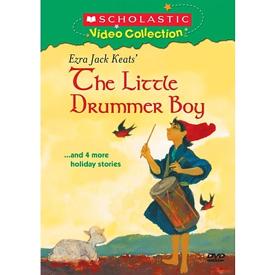 Scholastic SVC: The Little Drummer Boy and More Christmas Stories DVD