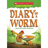 Scholastic Diary Of A Worm…and More Great Animal Tales DVD