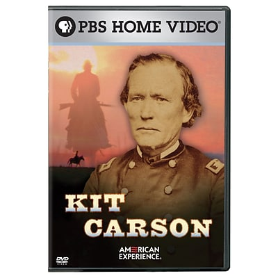PBS® American Experience: Kit Carson DVD
