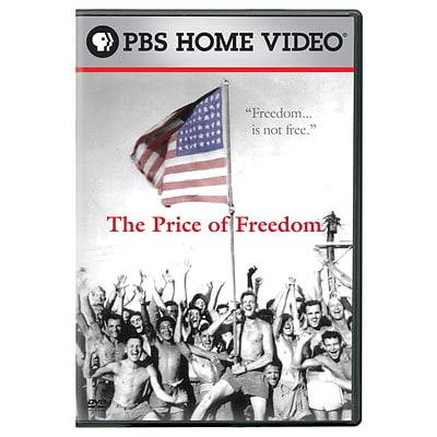 PBS® The Price of Freedom DVD
