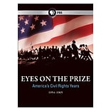 PBS® Eyes on the Prize: Americas Civil Rights Years 1954-1965 (Season 1) DVD