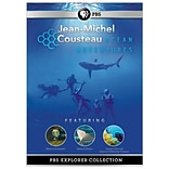 PBS® Ocean Adventures With Jean-Michel Cousteau DVD