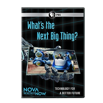 PBS® NOVA scienceNOW: Whats the Next Big Thing? DVD