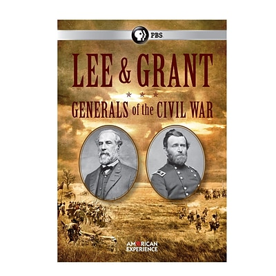 PBS® American Experience: Lee & Grant: Generals of the Civil War DVD