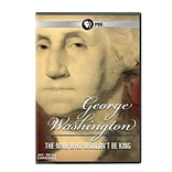 PBS® American Experience: George Washington: The Man Who Wouldnt Be King DVD