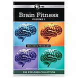 PBS® Brain Fitness, Volume 1 DVD