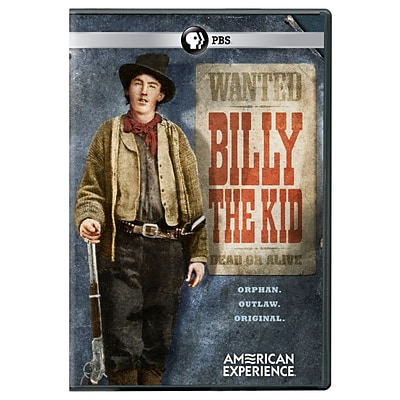 PBS® American Experience: Billy the Kid DVD