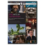 PBS® Art 21: Art in the Twenty-First Century: Collection (Seasons 1-6) DVD