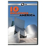 PBS® 10 Buildings That Changed America DVD