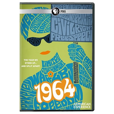 PBS® American Experience: 1964 DVD