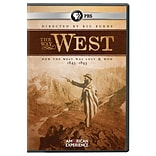 PBS® American Experience: The Way West DVD