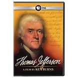 PBS® Thomas Jefferson - A Film By Ken Burns DVD