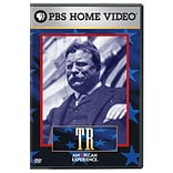 PBS® American Experience: TR, The Story of Theodore Roosevelt DVD