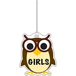 Ashley® Owl Girls Hall Pass