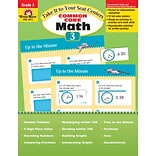 Evan-Moor® Take It To Your Seat Math Centers, Grade 3