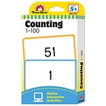 Evan-Moor® Flashcard  Counting 1-100 K-2