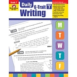 Evan-Moor® Daily 6-Trait Writing, Grade 7