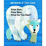 MacMillan Publishing Polar Bear Polar Bear What Do You Hear Book (ING0805017593)