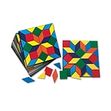 Learning Resources® Parquetry Blocks Super Set