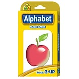 School Zone® Alphabet Flash Cards