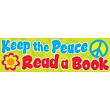 Trend® Keep The Peace Bookmarks, 36/Pkg