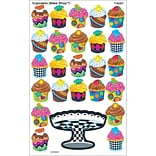 Trend® Cupcakes Supershape Stickers, 200/Pkg (The Bake Shop™)