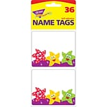 Trend® Dancing Stars Name Tags, 36/Pkg