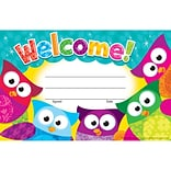 Trend Welcome! Owl-Stars! Recognition Awards, 30 CT (T-81045)