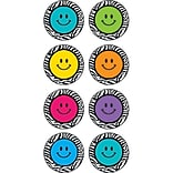 Valu-Pak Happy Face Sticker