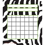 Teacher Created Resources® Zebra Incentive Charts (Pack)