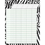 Teacher Created Resources® Zebra Incentive Chart